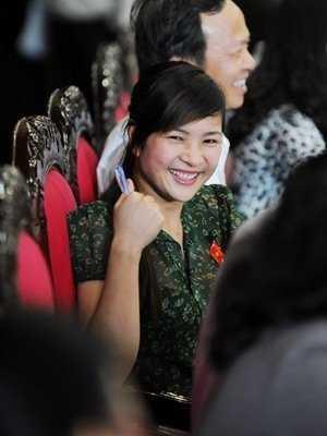 Đại biểu Quốc hội, bác sĩ Vũ Thị Hương Sen