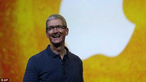 CEO Tim Cook cho biết Apple đang tập trung vào những sản phẩm