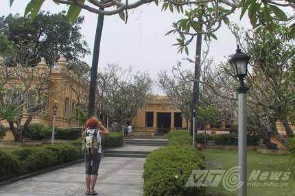 Bảo tàng Điêu khắc Chăm Đà Nẵng, nơi lưu giữ, bảo tồn và trưng bày 3 bảo vật quốc gia Việt Nam