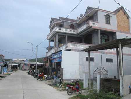 Một góc làng chài Thạnh Đức 2.