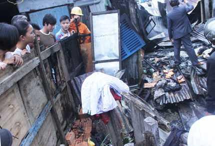 Chỉ trong một tuần ở TP.Đà Nẵng đã xảy ra 4 vụ cháy lớn