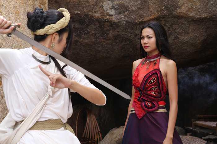 Mỹ nhân kế đã lập kỷ lục phòng vé mới ở Việt Nam khi sau hai tuần khởi chiếu đã thu về 52 tỷ.