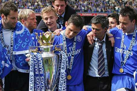 Trong khi đó, suốt 9 năm qua, năm nào Mourinho cũng có danh hiệu