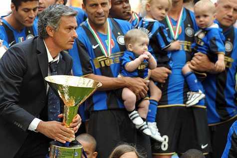 Mourinho đã từng dẫn dắt tới 4 CLB ở 4 quốc gia khác nhau đi tới thành công
