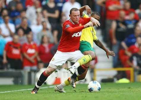 Rooney đã sẵn sàng cho đại chiến với Real