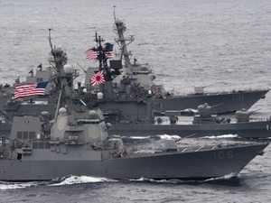 Tàu Mỹ - Ảnh minh họa