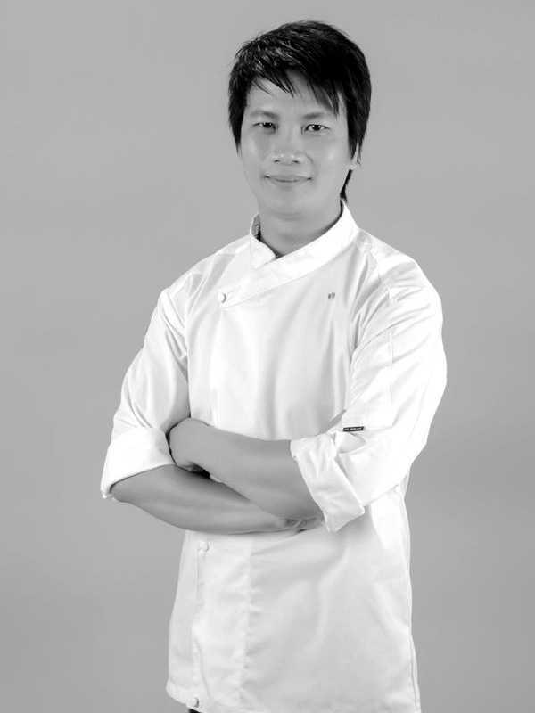 Đầu bếp Nguyễn Phương Hải.