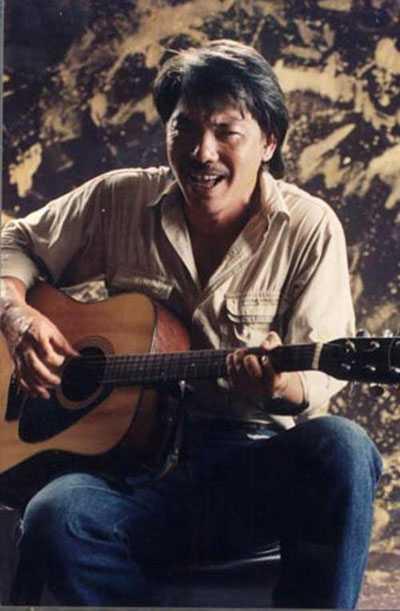 Nhạc sĩ Trần Tiến luôn nồng nhiệt với phụ nữ.