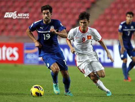 AFF Cup là bước ngoặt đáng buồn cho Công Vinh (Ảnh: Quang Minh)