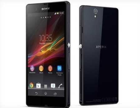 Sony Xperia Z về Việt Nam có hai màu đen và trắng