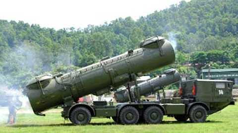 Tổ hợp tên lửa bờ đối hải 4K44B REDUT-M