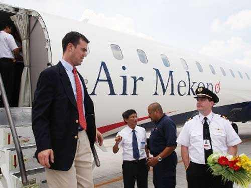Air Mekong đã để lại nhiều ấn tượng trong 2 năm qua.