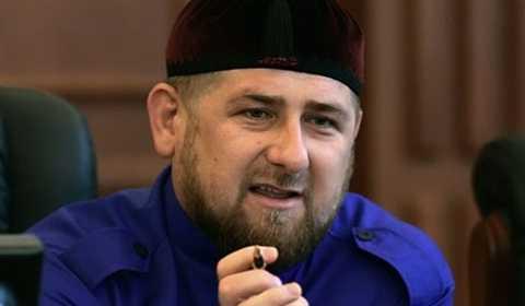 Tổng thống nước Cộng hòa Chechnya Ramzan Kadyrov