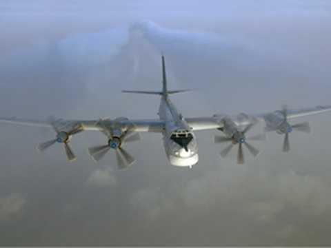 Phi cơ chiến lược trang bị tên lửa Tu-95MS