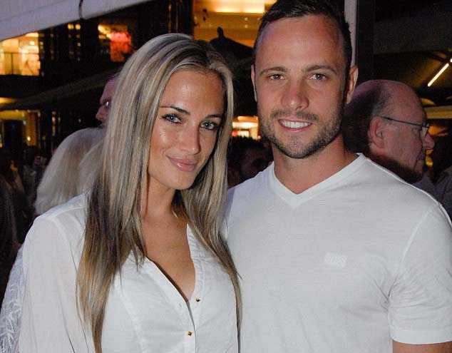 Cặp đôi đẹp nhất Nam Phi một thời