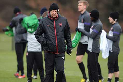 Arsene Wenger quyết tâm ở lại Arsenal đến năm 2014