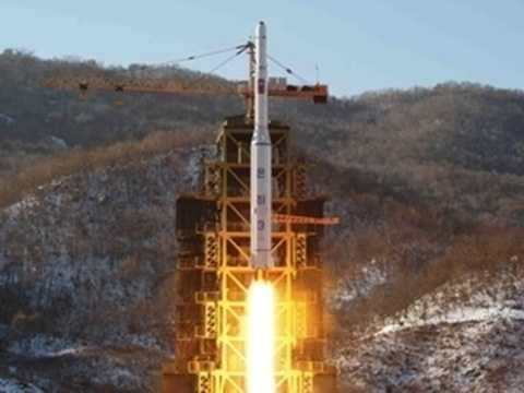 Triều Tiên phóng tên lửa Unha-3