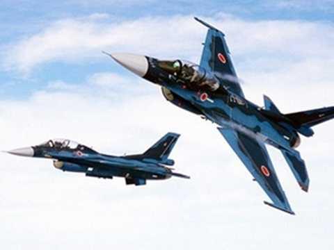 Máy bay của lực lượng phòng vệ Nhật Bản