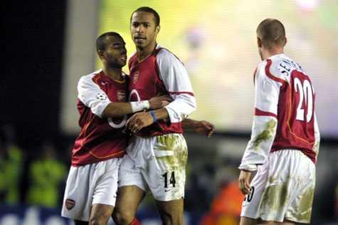 Những ngôi sao của Arsenal buộc phải ra đi để tìm kiếm danh hiệu