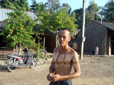 Anh Tạ Văn Bình, con trai ông Tám Ảnh kể lại chuyện cha đánh hổ