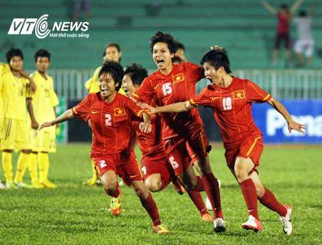 ĐT nữ Việt Nam trước và giấc mơ World Cup
