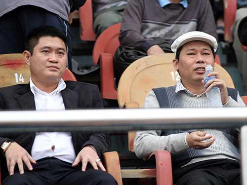 Những ông bầu bóng đá gốc Ninh Bình