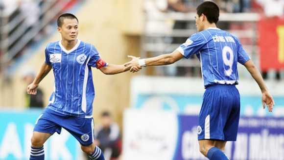 Bộ đôi song sát rất được kì vọng của bóng đá Việt Nam