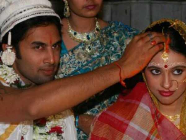 Rahul trong ngày cưới. Ảnh: APB News.