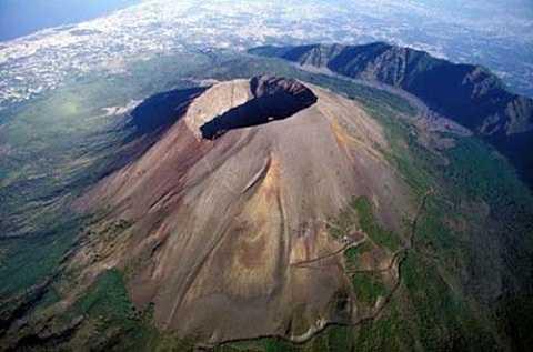 Vesuvius được xem là một trong những núi lửa nguy hiểm nhất trên thế giới