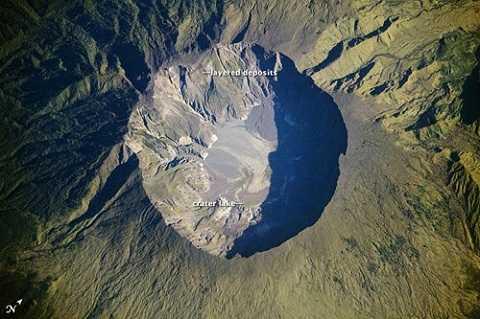 Thảm họa núi lửa phun trào Tambora được ghi nhận là đợt phun trào lớn nhất trong lịch sử nhân loại