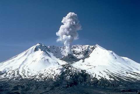 Núi lửa St. Helens là một trong những núi lửa hoạt động mạnh nhất tại Mỹ