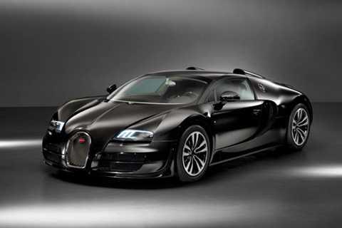 7. Bugatti Veyron.