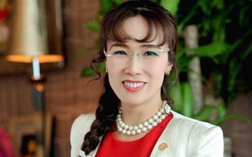 Bà Nguyễn Thị Phương Thảo - CEO VietJet Air.