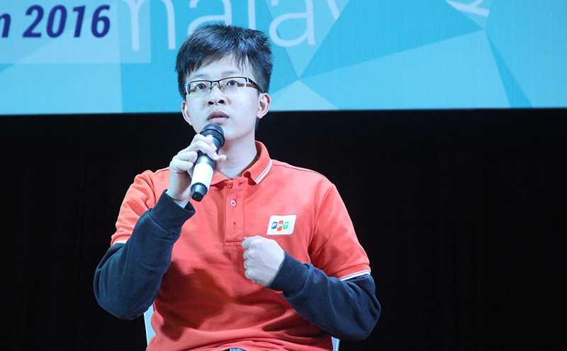 Luyện Ngọc Anh, sinh năm 1991 (Kỹ sư CNTT mảng Điện toán đám mây tại Ban Công nghệ FPT Software)