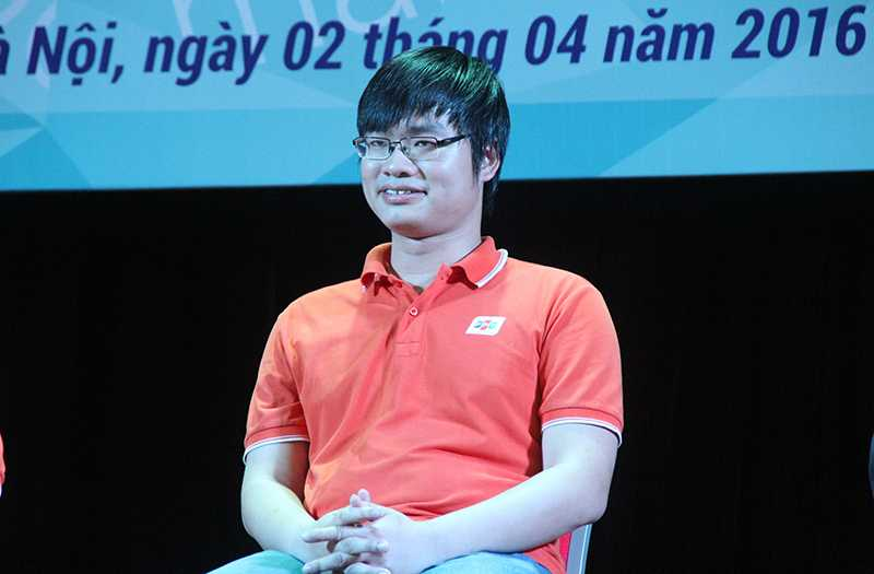 Nguyễn Tuấn Minh, sinh năm 1991 cũng là một tên tuổi nổi bật khi đã là trưởng nhóm Thiết bị ngoại vi tại FPT Software với khoảng 20 người