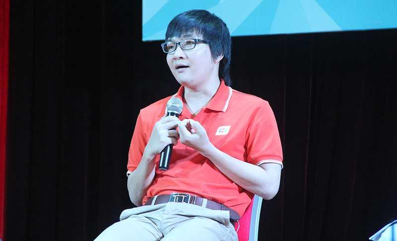 Nguyễn Khắc Hiệp là Giám đốc đơn vị sản xuất Z79 của FPT Software