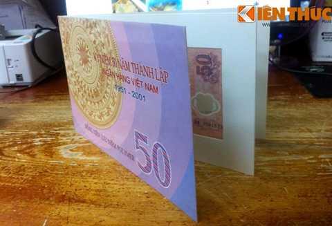Hiện tại, tờ 50 đồng được dân sưu tầm tiền, đổi tiền rao bán với mức giá lên tới 800.000 đồng/tờ.