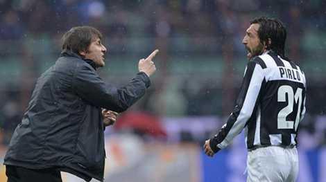 Conte rất nghiêm khắc và thẳng thắn với các học trò