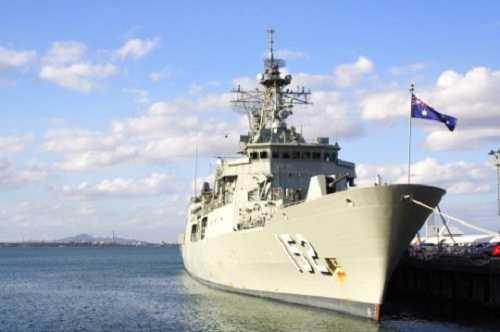Tàu hải quân Hoàng gia Australia