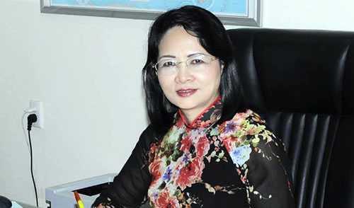 Bà Đặng Thị Ngọc Thịnh