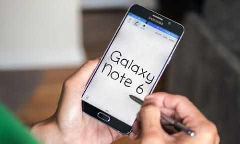 Samsung ra Galaxy Note 6 trước iPhone 7 để tạo lợi thế cạnh tranh với Apple.