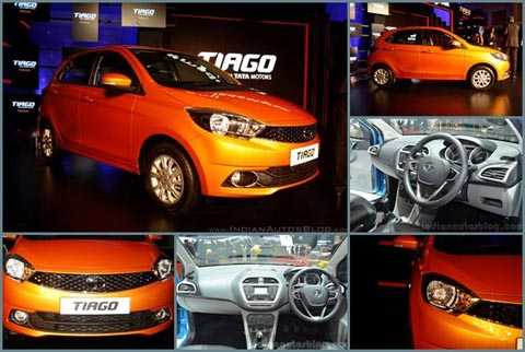 Tata Tiago xe ô tô rẻ nhất thế giới chỉ có giá chưa tới 100 triệu đồng.