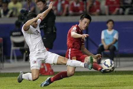Trung Quốc vượt qua vòng loại thứ 2 World Cup 2018 khu vực châu Á