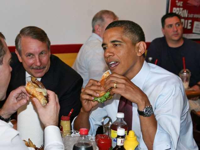 Quy trình chuẩn bị đồ ăn, thức uống cho Tổng thống Mỹ sẽ được kiểm soát một cách nghiêm ngặt