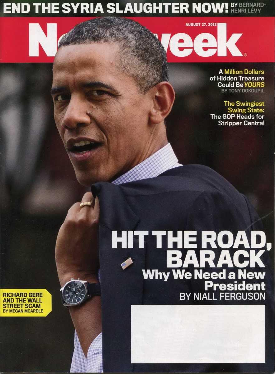 Ông Obama và chiếc đồng hồ may mắn trị giá 200 USD.
