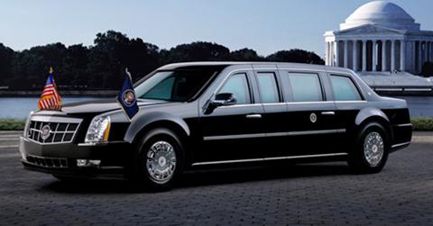 Bức ảnh đầu tiên của The Beast mà Sở Mật vụ Mỹ cung cấp.