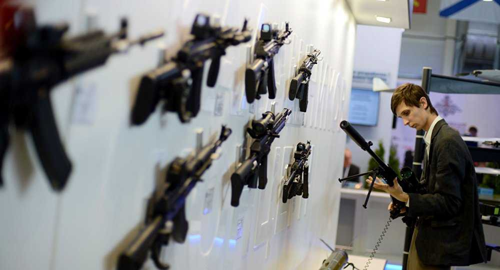 Các sản phẩm quân sự của Kalashnikov
