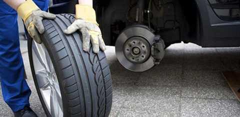 Đảo lốp chính là biện pháp khắc phục tình trạng mòn