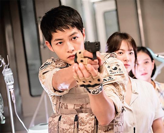 Điều khiến các fan lo sợ nhất là đại uý Yoo Shi Jin sẽ chết