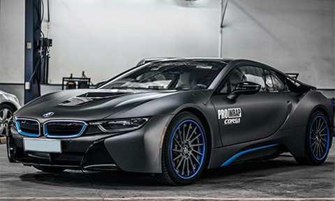 BMW i8 lắp bộ vành hàng hiệu ADV1. >>Ảnh chi tiết.